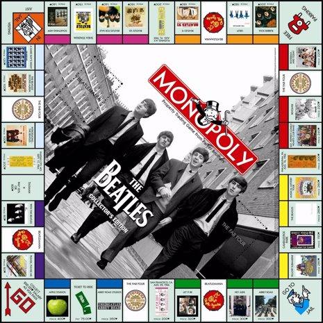 Monopoly de The Beatles