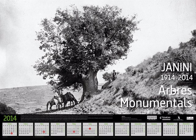Imagen del calendario
