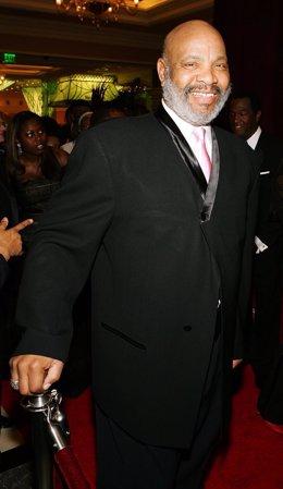 El actor  James Avery