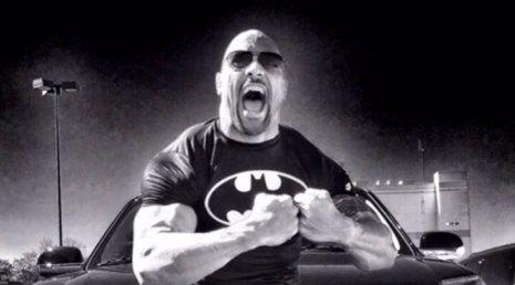 Dwayne Johnson estará en lo próximo de DC Comics