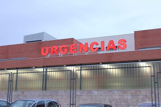 URGENCIAS , HOSPITAL LA  MANCHA  CENTRO