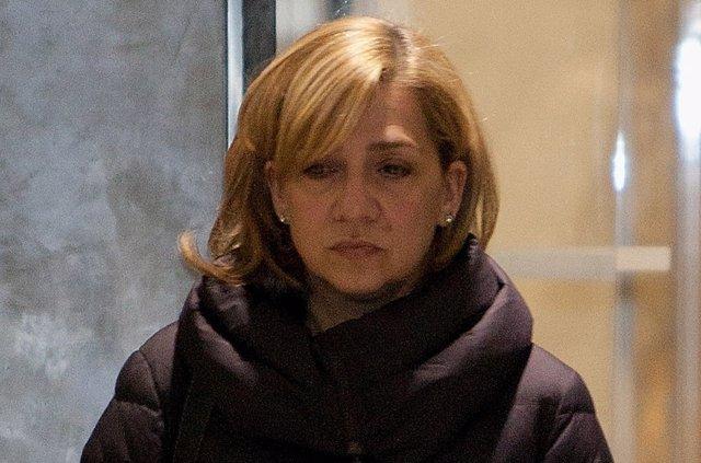 El Juez Castro decidirá después de Reyes si imputa a la Infanta Cristina o no