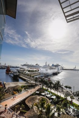 Cruceros en Las Palmas de Gran Canaria