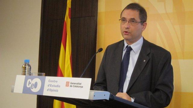 El director del CEO, Jordi Argelaguet