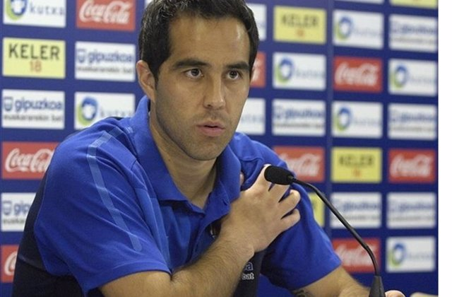 Claudio Bravo