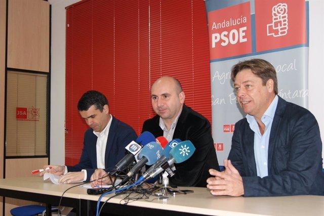 Francisco Conejo (PSOE-A) en Marbella