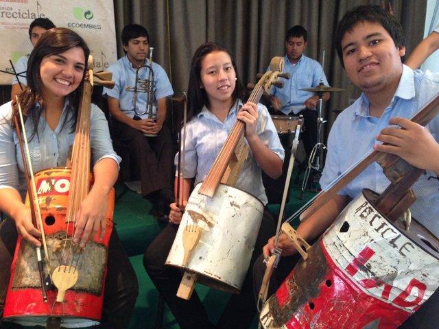 Orquesta Cateura