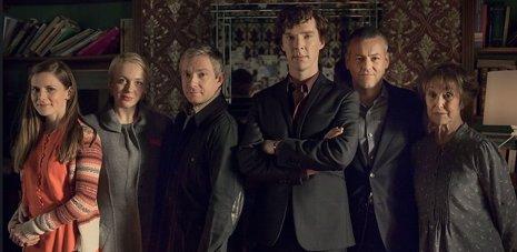 Sherlock bate récords en la BBC