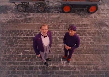 Mira el primer clip de 'The Grand Budapest Hotel'