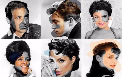 ¿A quién se parecen Rihanna, George Clooney o Robert Pattinson?