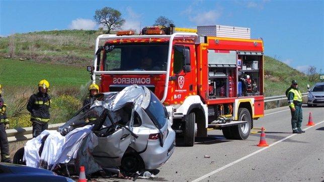 Accidente de tráfico Málaga