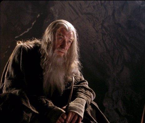 Ian McKellen (Gandalf) habla sobre su personaje