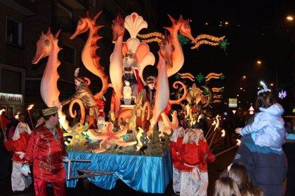 Cantabria recibe hoy a los Reyes Magos por tierra, mar y aire