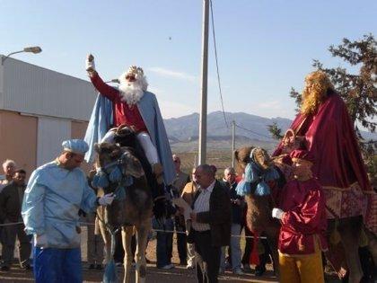 El Tradicional 'Auto Sacramental de los Reyes Magos' del Paretón se representa este lunes en la pedanía totanera