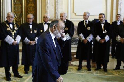 Ángel Juanes tomará el jueves posesión como vicepresidente del Tribunal Supremo