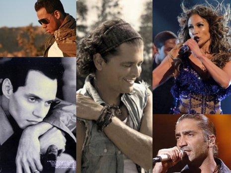 Collage musica latina