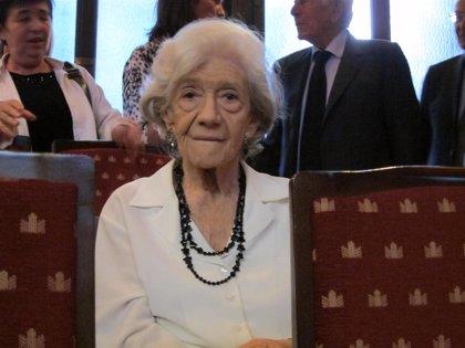Ana María Matute entrega el lunes el 70 Premio Nadal al que se han presentado 231 obras, nueve castellanoleonesas