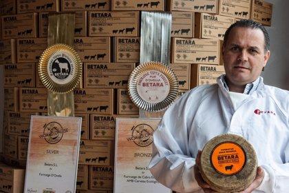 Betara sondea Asia para exportar sus quesos y aumentará ventas un 10% en 2013