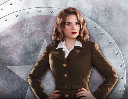 Luz verde para la serie de la Agente Carter, de 'Capitán América'