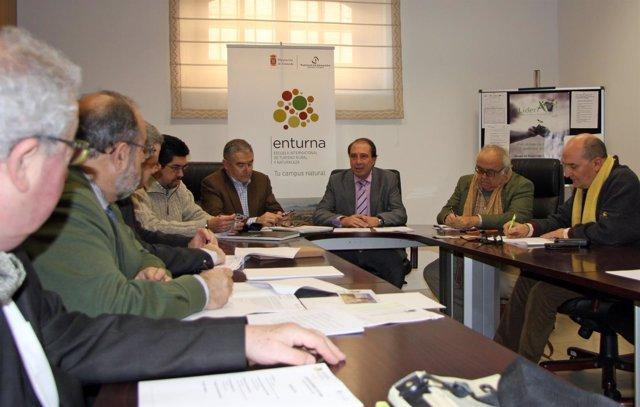 Reunión del Comité Académico de la Escuela Internacional de Turismo Rural