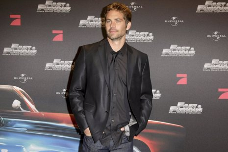 Paul Walker 'The Fast and the Furious