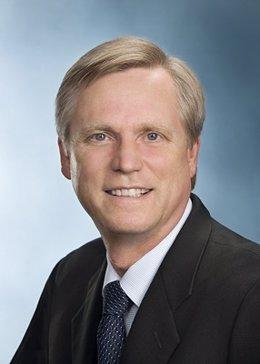 Chuck Grindstaff, pte y CEO de Siemens PLM Software