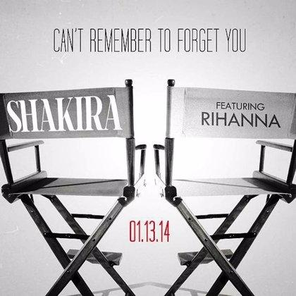 Shakira y Rihanna anuncian dueto
