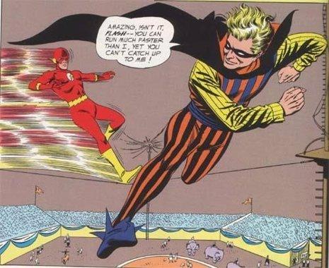 Flash tiene a su primer villano: Trickster