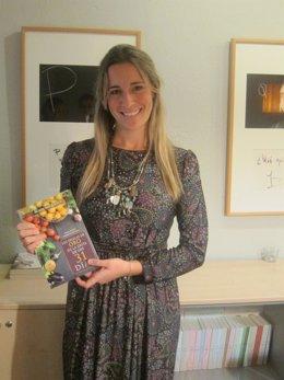Agata Roquette presenta su libro 'Las reglas de oro de la dieta de los 31 días'