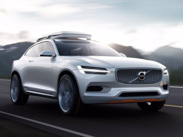 Volvo exhibirá en el Salón de Detroit otro 'concept' con plataforma escalable