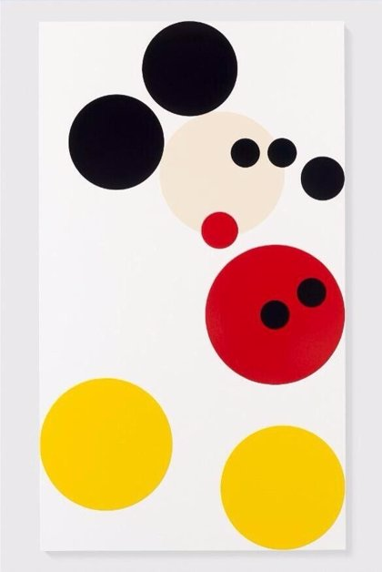 Mickey Mouse, según Damien Hirst