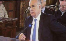 Rafael Blasco en el juicio del 'caso Cooperación'