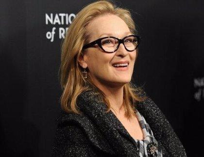"""Meryl Streep acusa a Walt Disney de """"machista"""" y """"antisemita"""""""