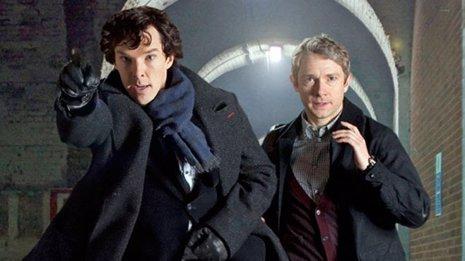 Steven Moffat piensa en una cuarta y quinta entrega de Sherlock