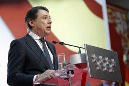Intervención de Ignacio González
