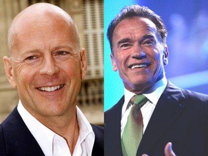 Bruce Willis se queda con un papel de Arnold Schwarzenegger
