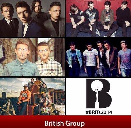 Disclosure y Bastille, favoritos para los Brit Awards 2014