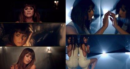 Lea Michele lanza el videoclip de 'Cannonball'