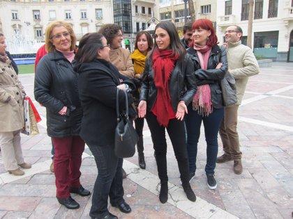 El PSOE convoca este sábado un acto en la Plaza de las Monjas contra la reforma