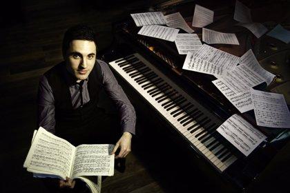 Hugo Selles ofrece este sábado un recital de piano en el Casyc Up