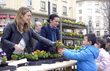 Santander.- Ayuntamiento repartirá 300 plantas autóctonas entre los miembros de la Red de Jardines para la Biodiversidad