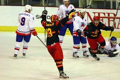 Jaca acoge un mundial de hockey hielo