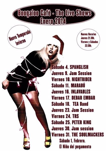 El café Boogaloo de Cáceres celebrará una docena de conciertos