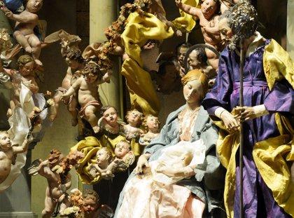 Un total de 10.000 personas visitan en el Museo Salzillo de Murcia la exposición 'Un belén napolitano del siglo XVIII'