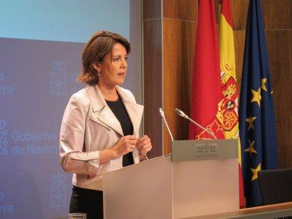 """Barcina dice que """"hay que respetar"""" la prohibición de la marcha de Bilbao y rechaza """"atajos para sortear la justicia"""""""