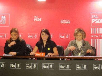 La FSA-PSOE se suma a la protesta del tren de la libertad contra la reforma del aborto