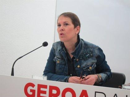 """Barkos dice que la marcha de Bilbao responde a """"la defensa de derechos civiles muy básicos"""""""