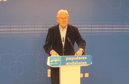 """PP-A critica la """"desidia"""" de la Junta con vuelo Sevilla-Almería"""