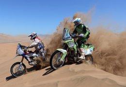 Rally Dakar a su paso por Argentina