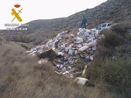Imputado el gestor de una empresa de residuos por delito contra el medio ambiente